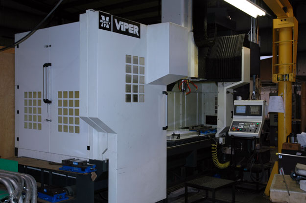 Might Viper VMC-2100AG Vertical Mill
