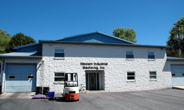 Western Industrial Machining, Inc.