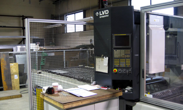 LVD Stippit Laser Cutting C2000i - Model B