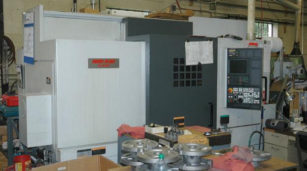 Mori-Seiki NL 3000 CNC Lathe
